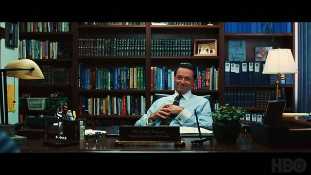 Hugh Jackman será un director corrupto en Bad Education de HBO