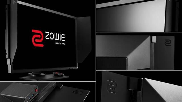Zowie XL2746S, el nuevo monitor para jugar de BenQ con tasa de refresco de 240 Hz