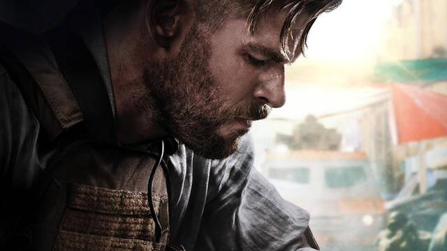 Primer póster de Tyler Rake, lo nuevo de Chris Hemsworth para Netflix