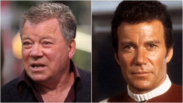 Star Trek: William Shatner no está interesado en volver a ser el Capitán Kirk