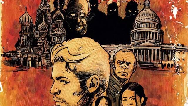 Red Atlantis: Así es el cómic sobre espías al que deberías prestar atención