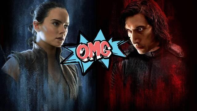 La novela de Star Wars: El ascenso de Skywalker desvela detalles sobre la relación entre Kylo Ren y Rey