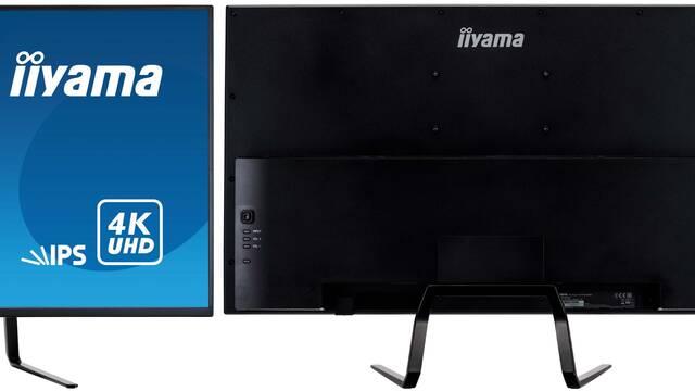 """Iiyama ProLite X4372UHSU, un monitor de 43"""", 4K con HDR 400 por 490 euros"""