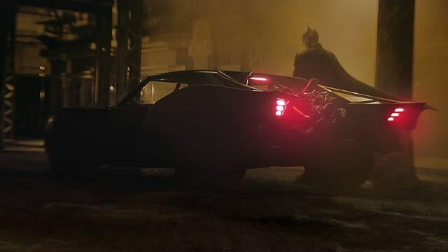 The Batman: Así es el espectacular batmóvil de la nueva película del Caballero Oscuro