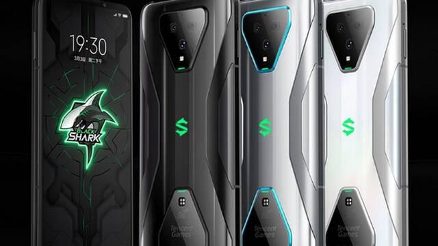 Black Shark anuncia el Black Shark 3 Pro, su móvil tope de gama para jugar