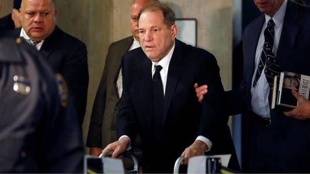 Harvey Weinstein permanecerá en el hospital hasta recibir su sentencia