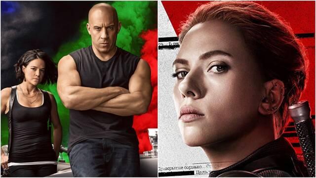 Hollywood llama a la calma: Ni Fast 9 ni Viuda Negra retrasarán sus estrenos por el coronavirus