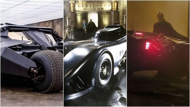 The Batman: El nuevo batmóvil es una oda a los cómics y al personaje de DC