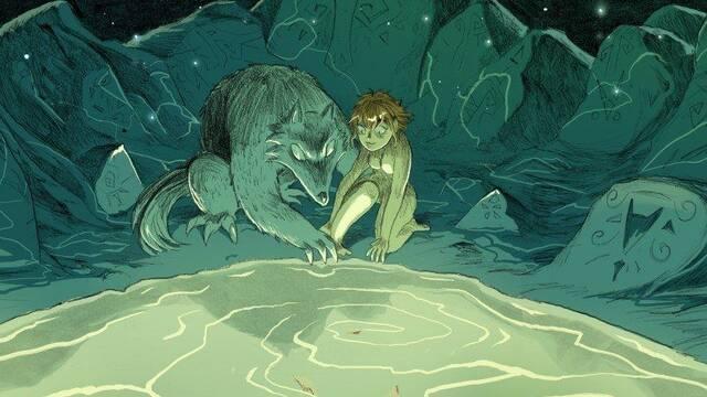Latido Films se hace con los derechos del cómic Girl and Wolf y hará una película