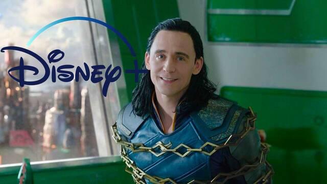 LOKI: Primeras imágenes del rodaje de la serie para Disney+