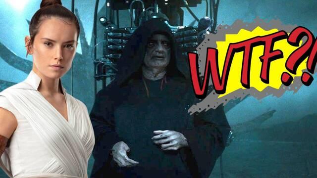 La novela de El ascenso de Skywalker confirma que el padre de Rey es un clon de Palpatine