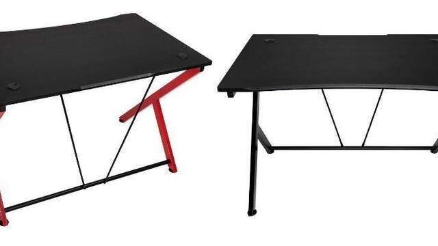 Caseking presenta su nueva mesa para gamers Nitro Concepts D12