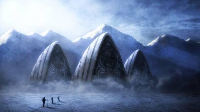 Guillermo del Toro: Se publica su guion de En las Montañas de la Locura