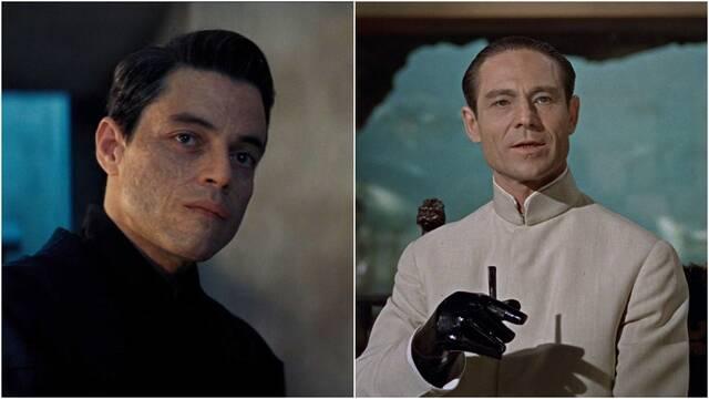 Sin tiempo para morir: Rami Malek preparó su rol de villano viendo Dr. No