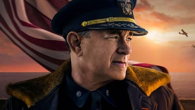 Greyhound: Tom Hanks protagoniza una nueva cinta bélica con submarinos