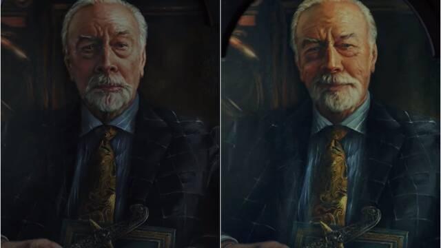 Puñales por la espalda: ¿Os habéis fijado en este detalle del retrato?