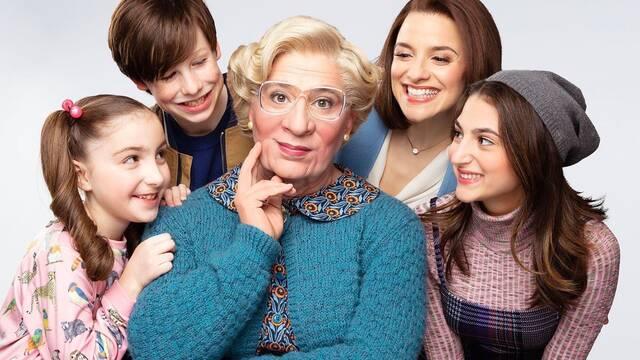 El musical de Señora Doubtfire estrena sus primeras imágenes