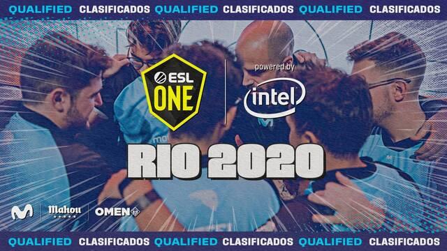 Movistar Riders y Team Heretucs se clasifican para el Europe Minor de ES One Rio 2020