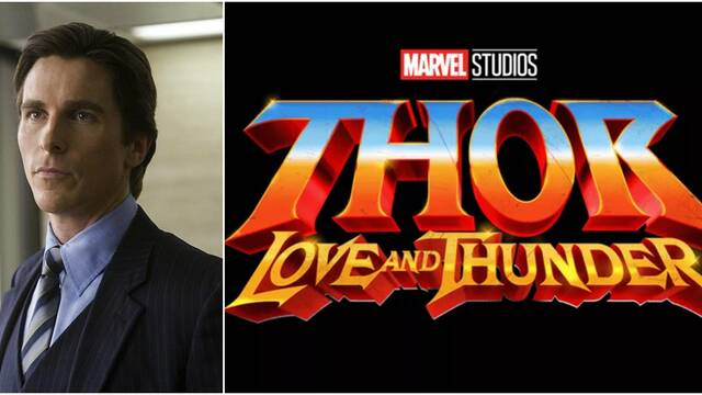 Christian Bale será el villano en Thor: Love and Thunder