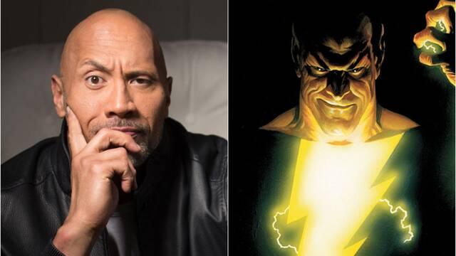 Black Adam 'cambiará la jerarquía' del universo DC, señala Dwayne Johnson