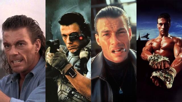 Las 10 mejores películas de Jean Claude Van Damme