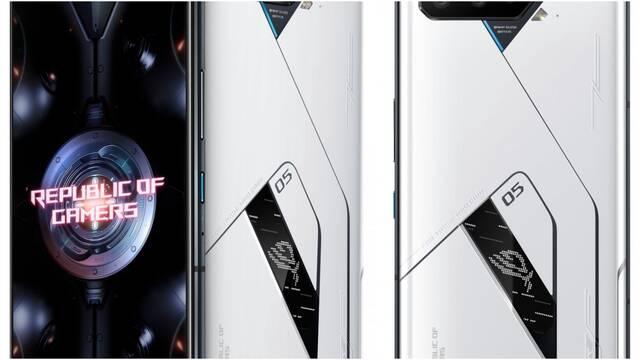 ASUS anuncia de forma oficial su nuevo teléfono para jugar: ROG Phone 5