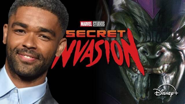 Secret Invasion: Kingsley Ben-Adir se suma a la serie de Marvel para Disney+