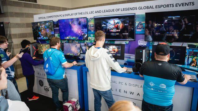 Alienware rompe con Riot Games tras las acusaciones de acoso sexual de su CEO