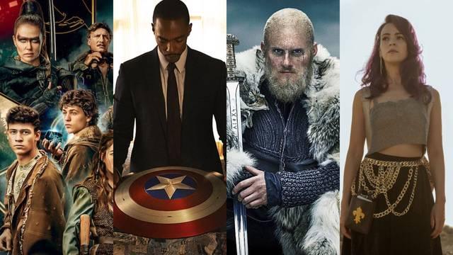 Las mejores series de 2021 en Netflix, HBO, Disney+, Prime Video y más