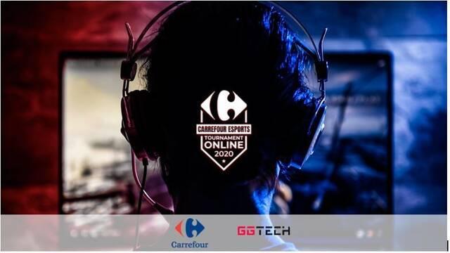 Carrefour Esports Tournament 2020 llega a su fin con más de 4500 participantes