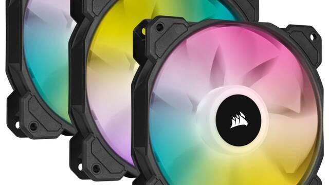 Corsair lanza sus nuevos ventiladores SP RGB Elite para mantener nuestro PC fresco