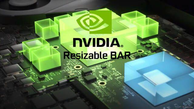 NVIDIA añadirá soporte para Resizable BAR a las RTX Serie 30 FE a final de marzo