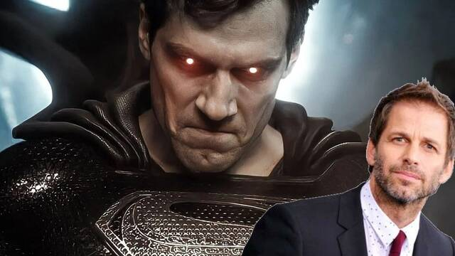 Liga de la Justicia: Snyder revela nuevos detalles del traje negro de Superman