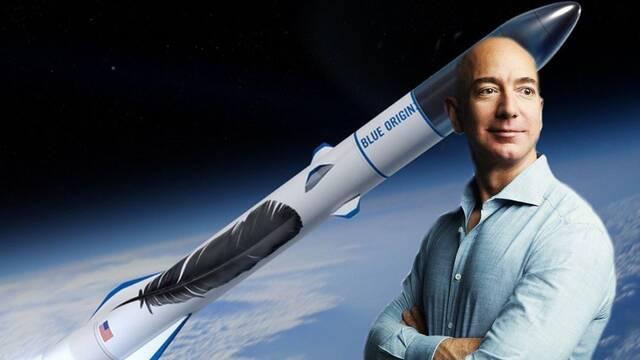 New Glenn, el cohete que Jeff Bezos quiere mandar al espacio