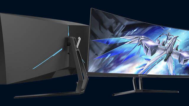Newskill presenta Icarus 34, su monitor ultrapanorámico de 34 pulgadas. 1440p y 144 Hz