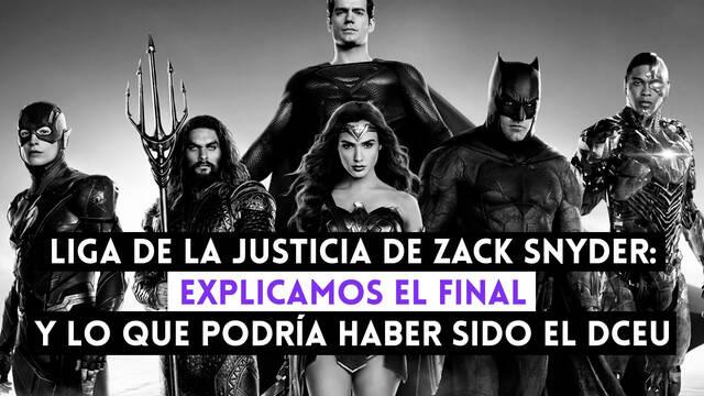 Liga de la Justicia de Zack Snyder: Explicación del final y teorías