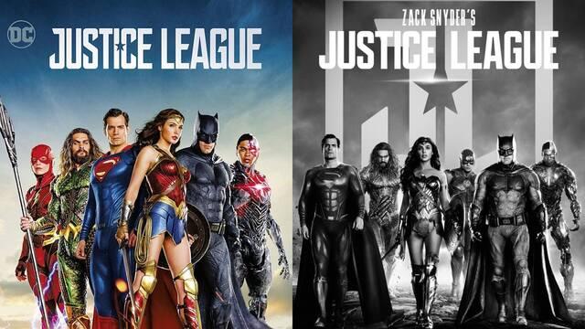 La Liga de la Justicia de Zack Snyder: Todas las diferencias con la original de Joss Whedon