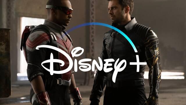 'Falcon y El Soldado de Invierno' es el estreno más visto de Disney+ en toda su historia