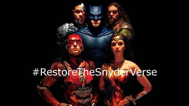 Los fans piden ahora restaurar todo el Snyder Verse, pero Warner se niega