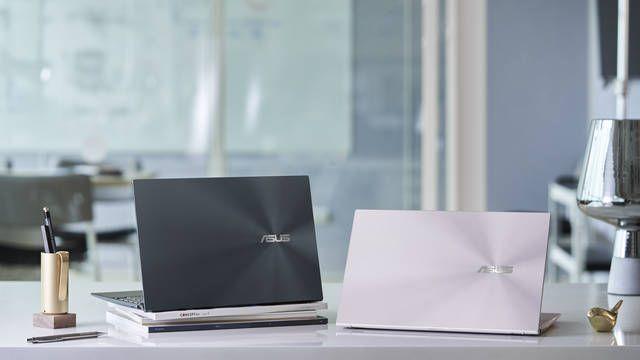 ASUS presenta su portátil ZenBook 13 OLED, el más ligero del mundo