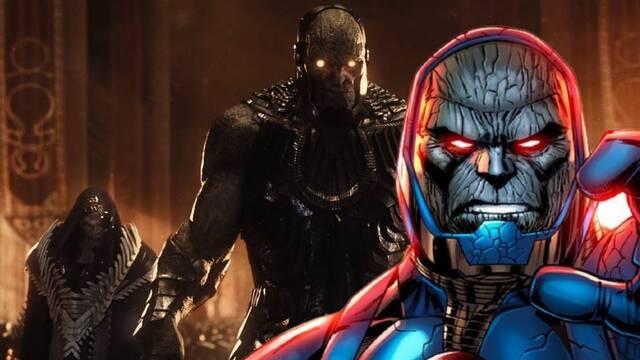 Liga de la Justicia de Zack Snyder: ¿Quién es Darkseid? ¿Qué es la ecuación Anti-Vida?