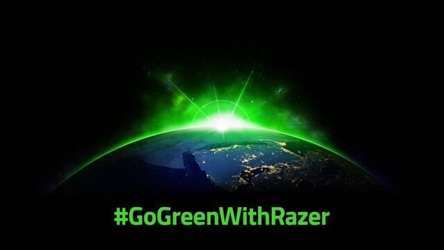 Razer anuncia sus planes de sostenibilidad con la naturaleza 'para que todos jueguen'