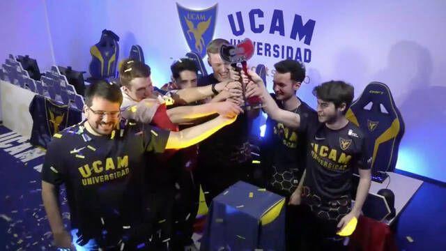 UCAM Esports es el campeón de la Superliga de League of Legends