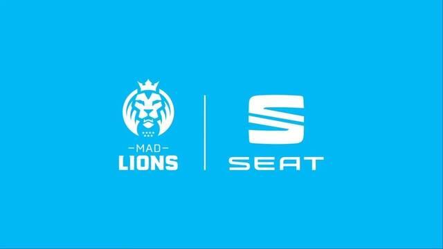 SEAT entra a los esports patrocinando a MAD Lions