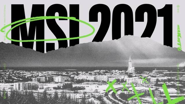 El MSI 2021 tendrá lugar en Reikiavik, Islandia, del 6 al 22 de mayo