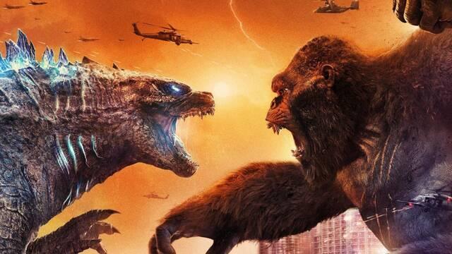 Godzilla vs Kong arrasa: Ha recaudado 122 millones en la taquilla global