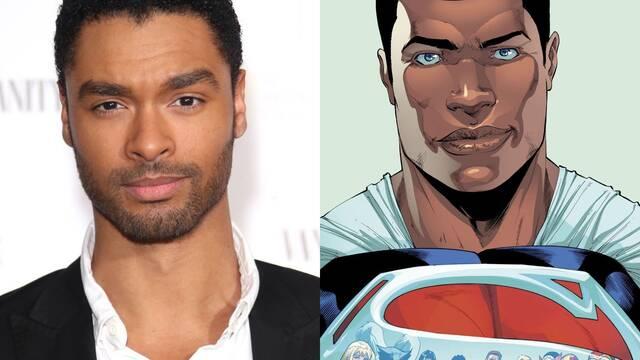 Superman: Los fans de 'Los Bridgerton' quieren a Regé-Jean Page