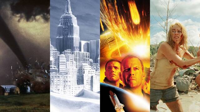 Las 10 mejores películas de catástrofes de la historia