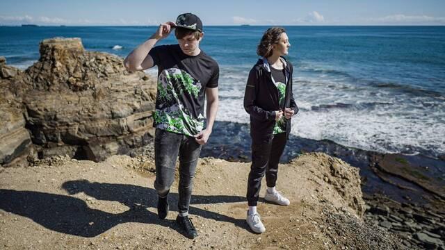 Razer presenta Kanagawa Wave su ropa de plástico reciclado del mar para salvar el planeta