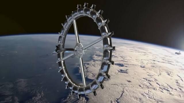 Elysium se hace real: El primer hotel en el espacio se inaugurará en 2027